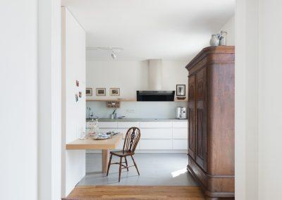 Durchblick zur Küche