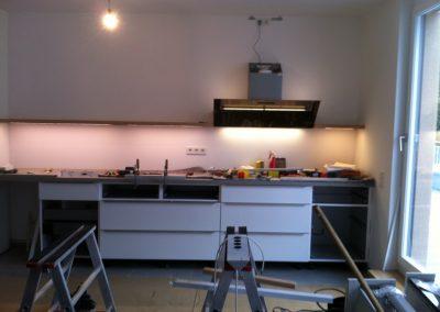Küche im Umbau