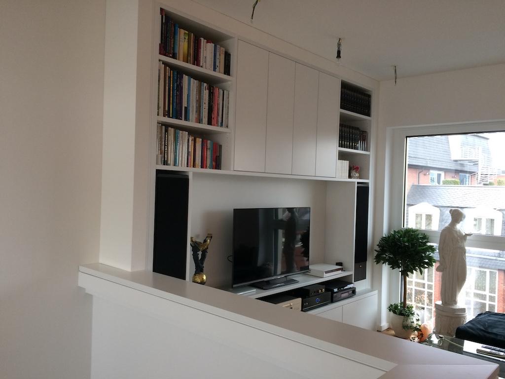 Maisonette-Wohnung Gestaltung Wohnraum | Alice Matheis Innenarchitektur