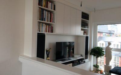 Maisonette-Wohnung Gestaltung Wohnraum