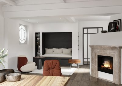 Wohnzimmer - Entwurf